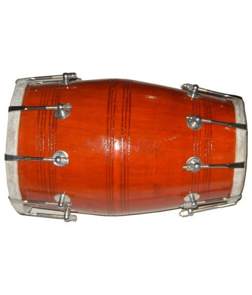 Purchase Dholak music instrument online store cost price buy India shop.
