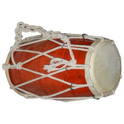 Purchase Dholak for professional players online music store cost price shop India