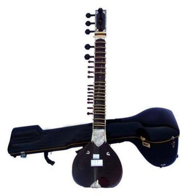 Buy Sitar for professional training online music store cost price sale shop India