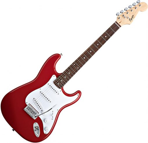 Buy Electric Guitar red for musician online music store cost discounts price shop India