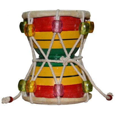 Purchase Damru Damroo folk music instrument online shop cost price India store.