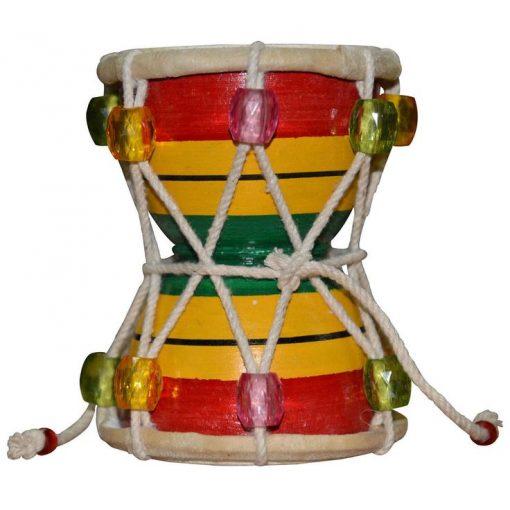 Purchase Damru Damroo folk music instrument online shop cost price India store.